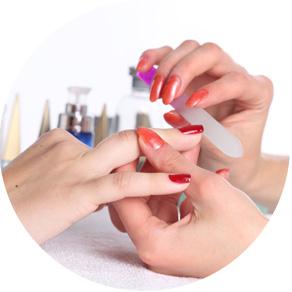 Manicure e pedicure a Brescia