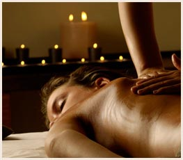 Massaggio rilassante a Brescia